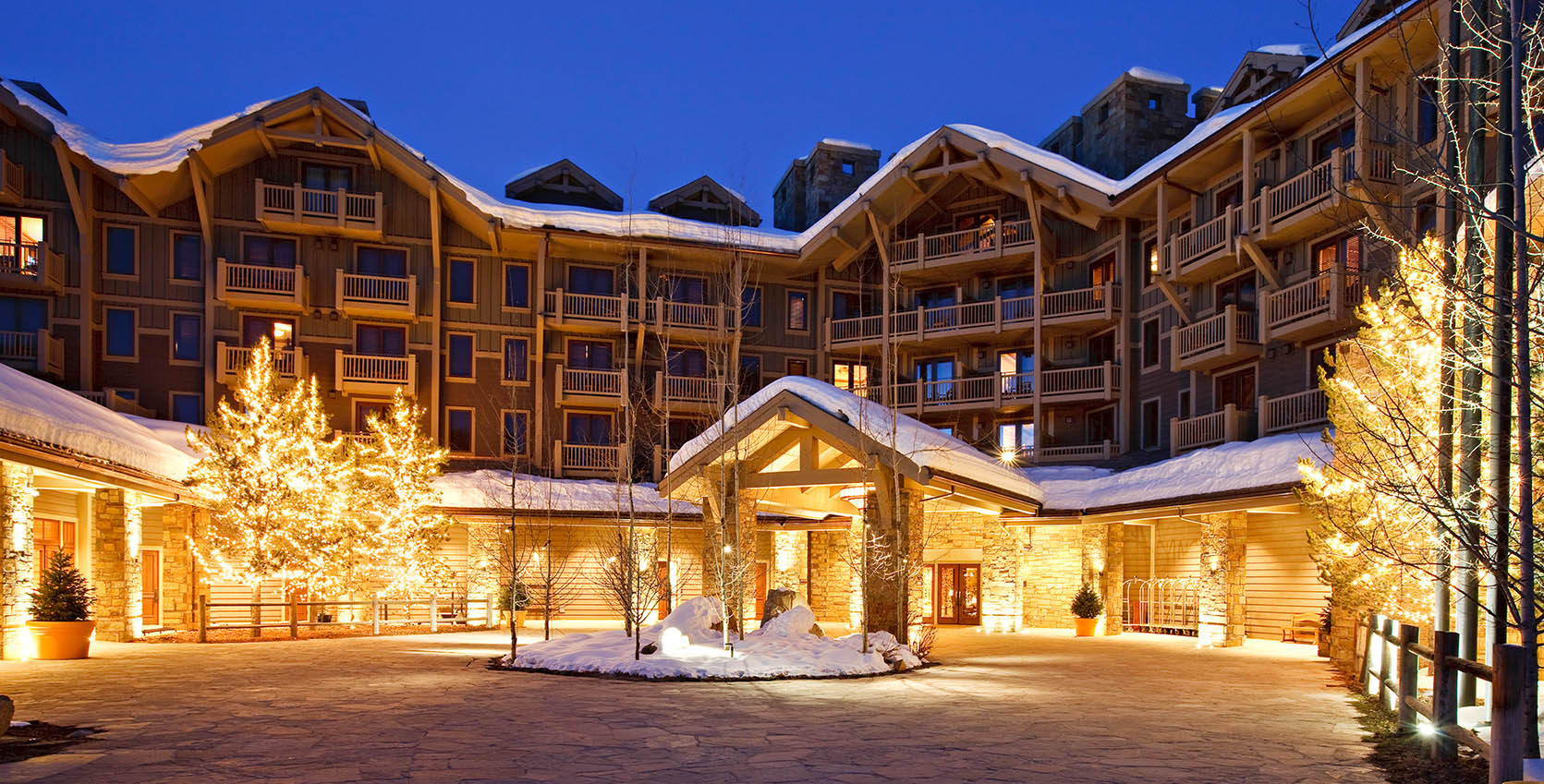 Robert green company commercial real estate development for Luxury hotel jackson hole